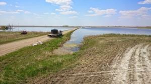 Flooding Saskatchewan