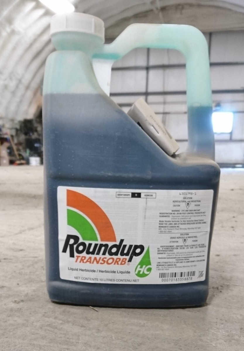 How Much Roundup Do Farmers Actually Use?